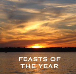 feasts of the year
